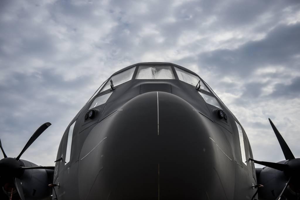 Lockheed entrega láser para cañonera AC-130J
