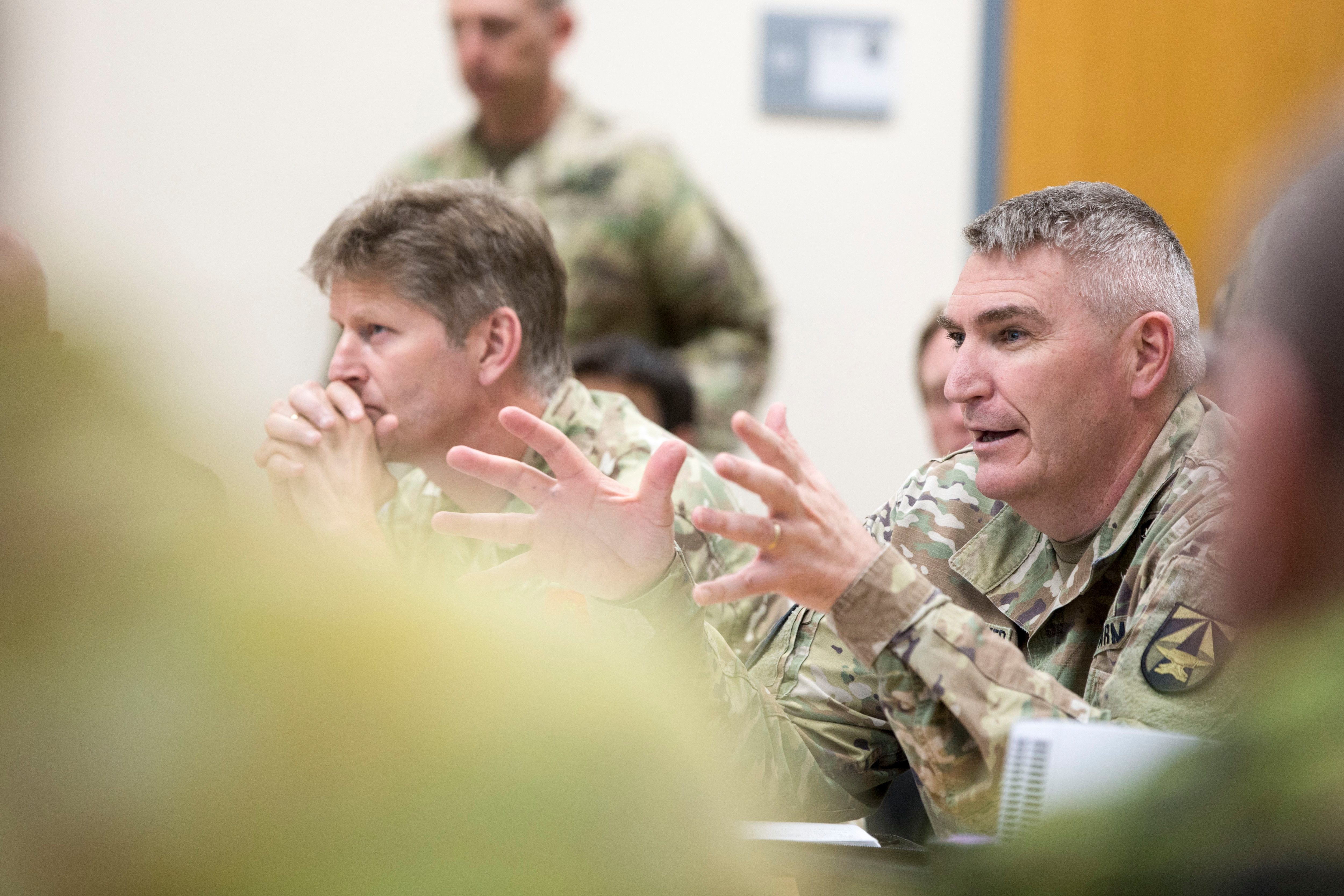 Founder of Army tactical network team reflects on tenure, future of joint war fighting