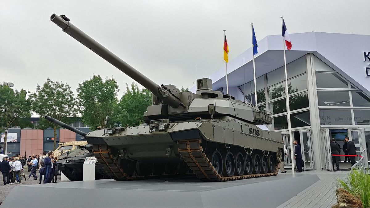 Germany expects 'wave' of new Eurotank partners after September conference