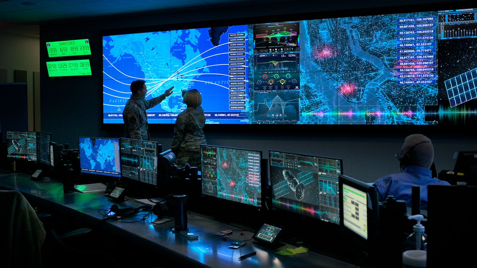 Space Command asks Congress for $67 million to achieve full operational capability