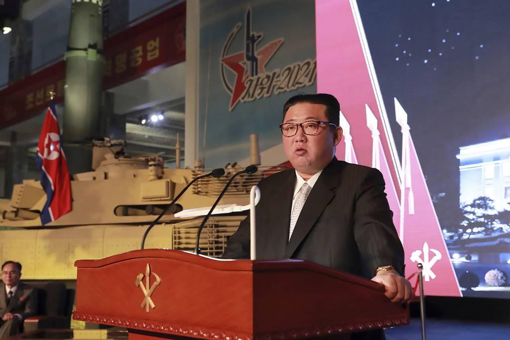 Corea del Sur dice que Corea del Norte lanzó proyectiles al mar