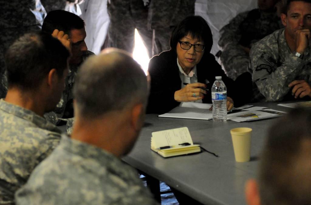 Los hipersónicos 'asequibles', las pequeñas empresas y el mantenimiento lideran las prioridades del jefe de tecnología del Departamento de Defensa