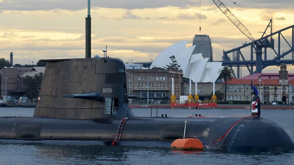 Australia detalla sus ambiciones de submarinos nucleares