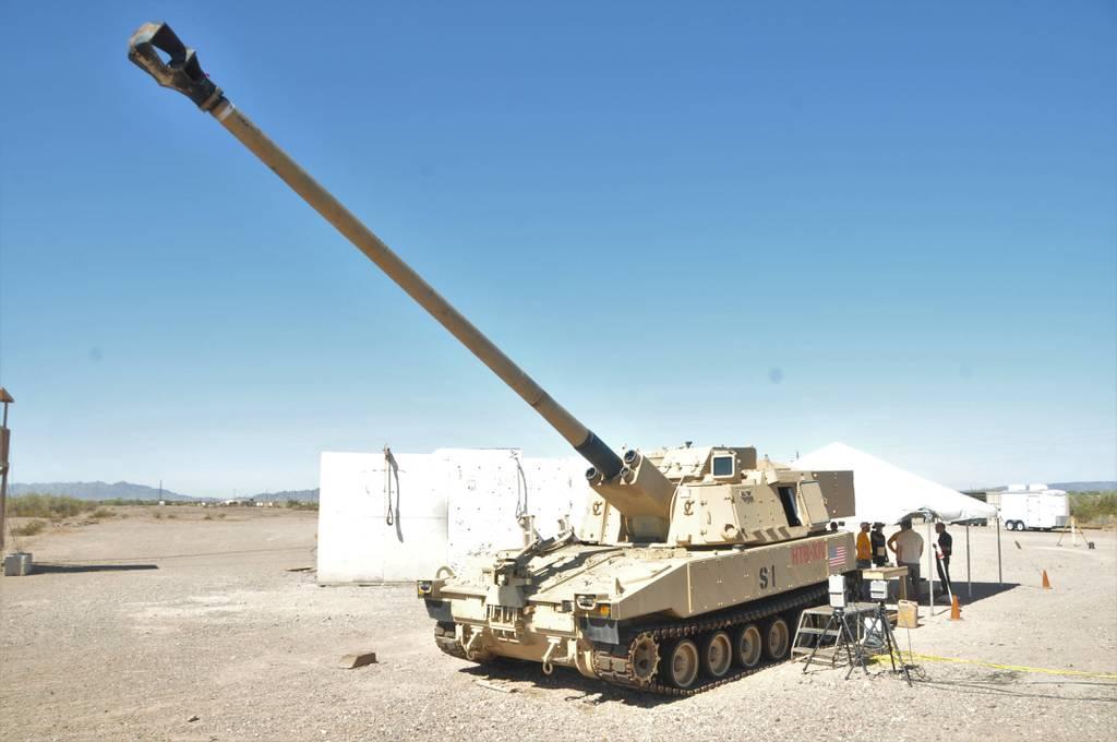 El Ejército de EE. UU. Espera la aprobación de la estrategia de adquisición para el cañón de alcance extendido