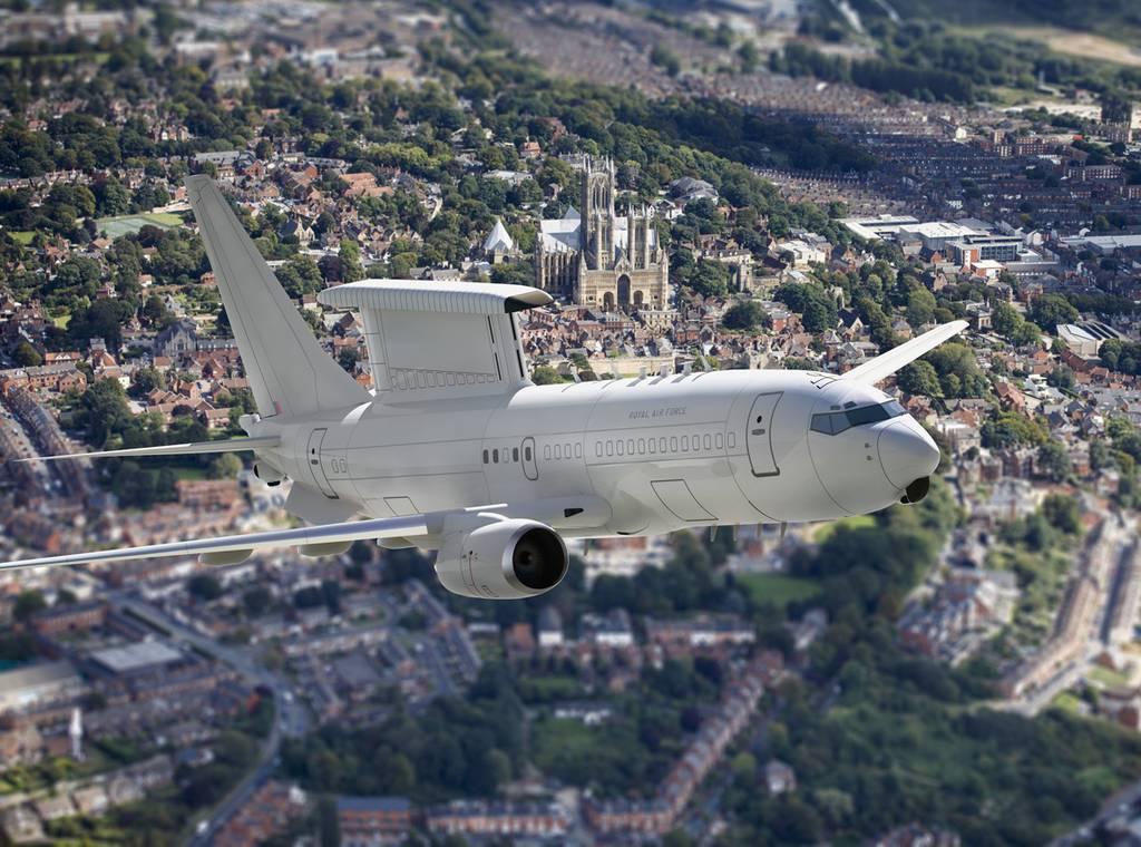 Gran Bretaña, con problemas de liquidez, prevé reducir su pedido de nuevos aviones de alerta temprana