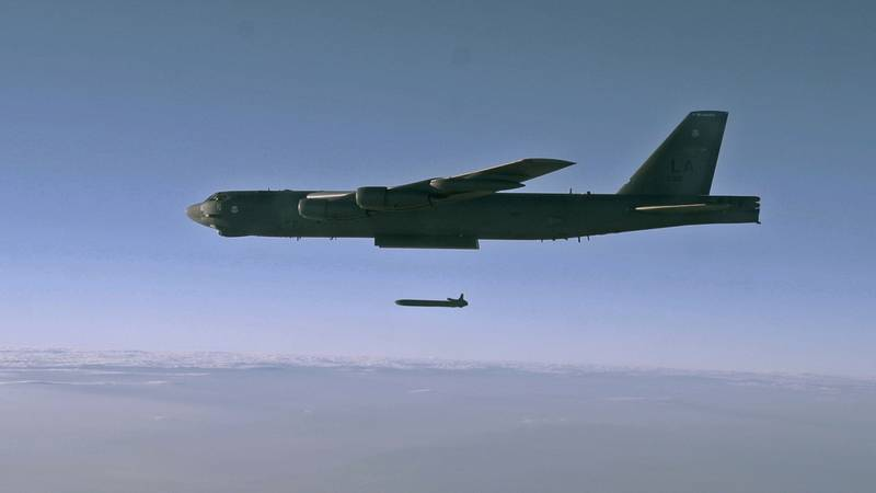 AGM-86B Air-Launched Cruise Missile
