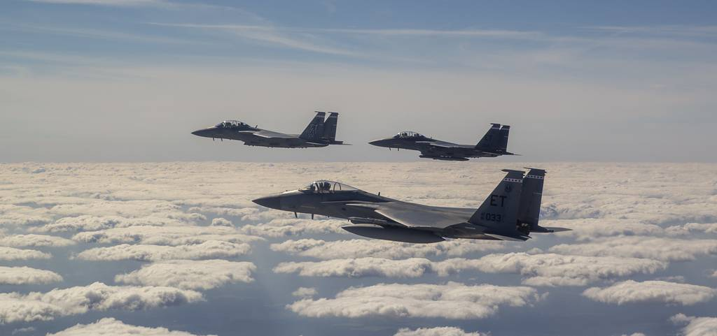The F 15ex Has A New Name