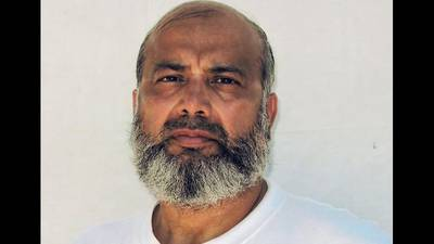 Saifullah Paracha is the oldest prisoner at the Guantanamo Bay detention center.