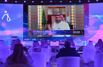 Saudi Arabia Global AI Summit 2020
