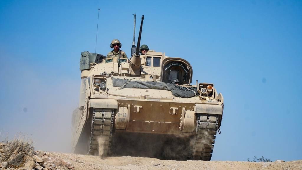 El ejército adopta la ingeniería digital para el reemplazo de Bradley
