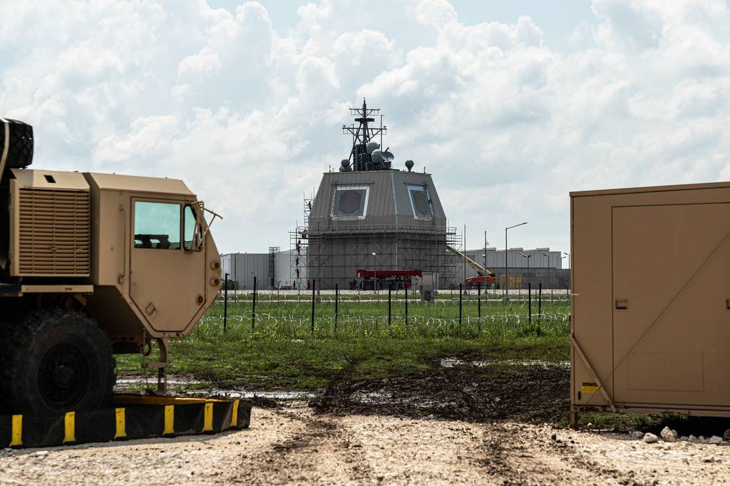 Deveselu Military Base in Romania hosts Aegis Ashore, a ballistic missile defense system operated by the United States.