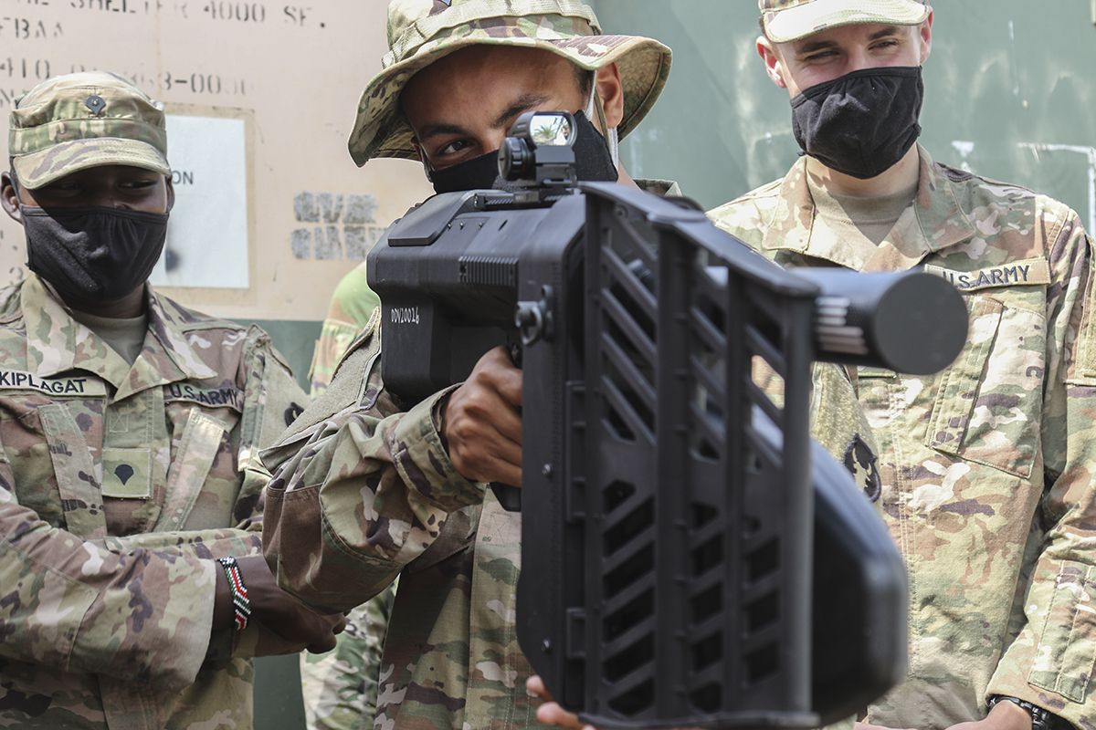 Pentagon's first demo of the small counter-drone tech set for spring