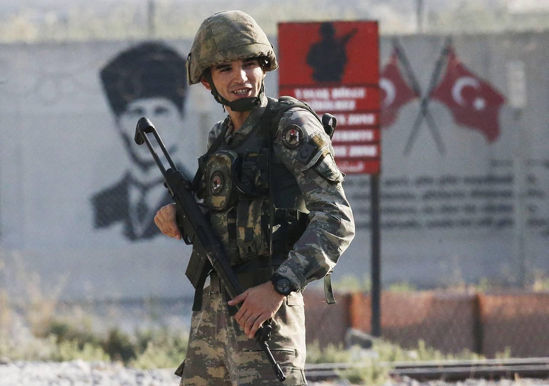 Turkish operation inside Syria